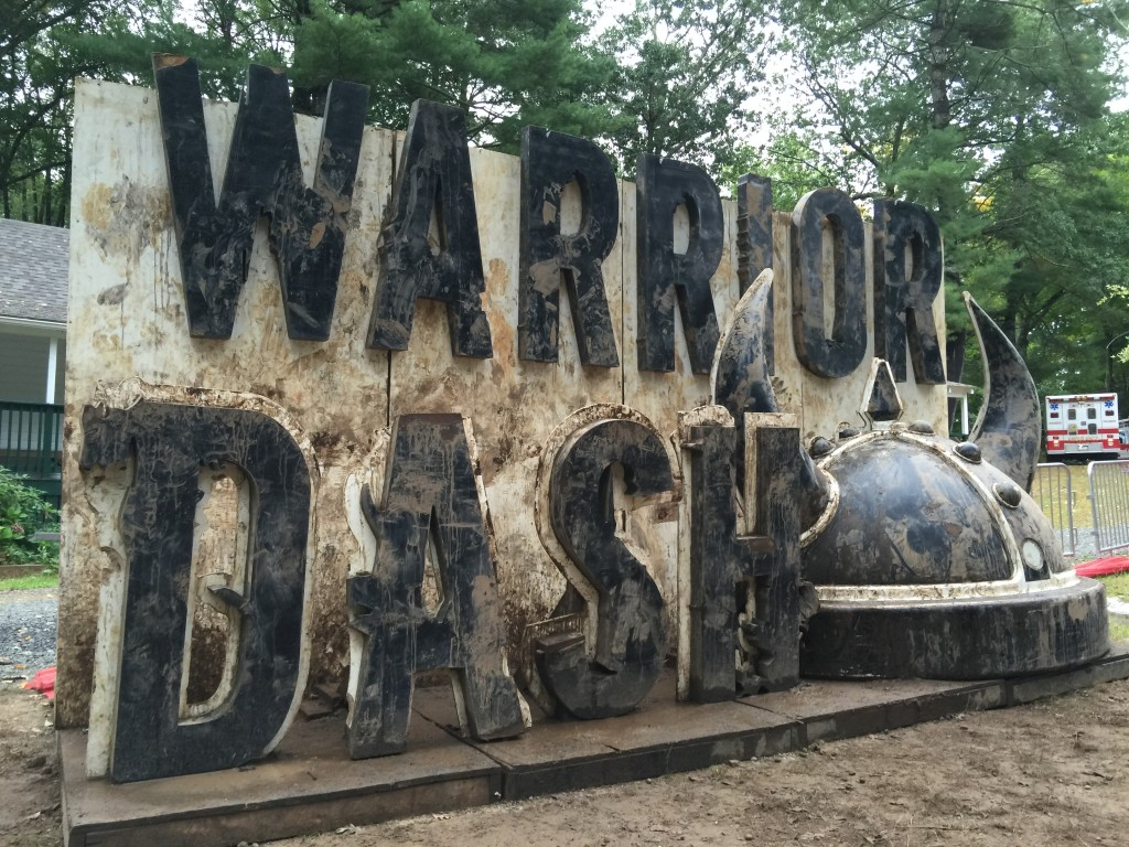 Warrior Dash 2015